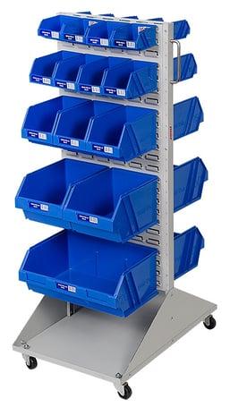 The Versatile Combo Storage Trolley