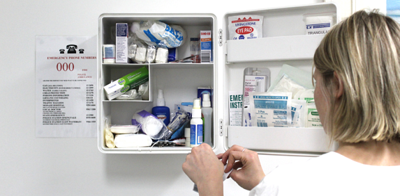 Three Key Considerations For Your Office First Aid Kit