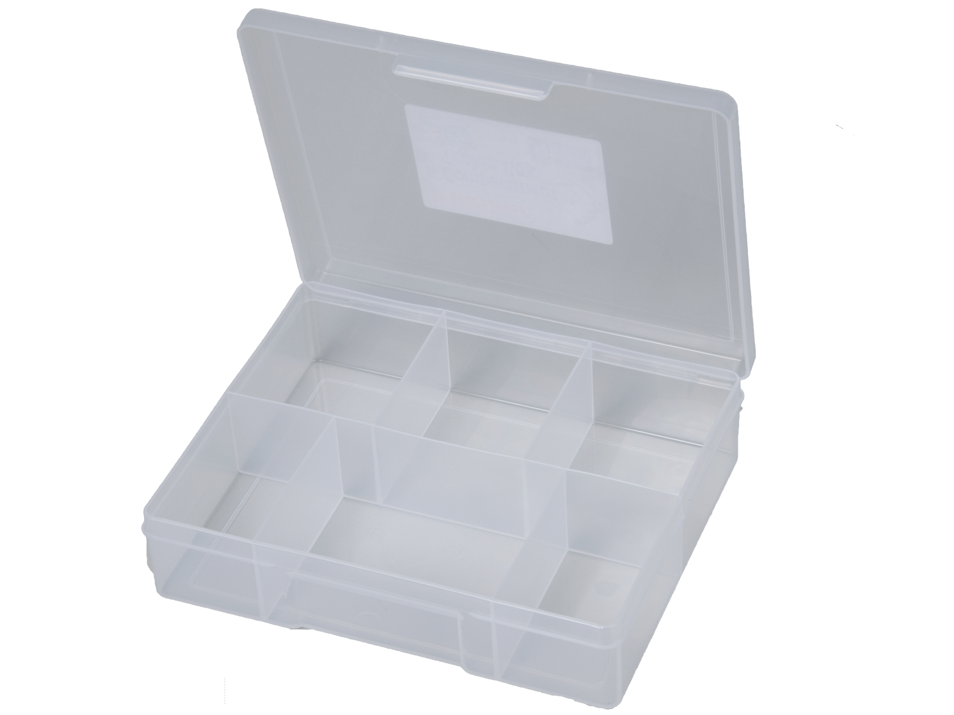 1H-038b - 6 Compt Storage Box