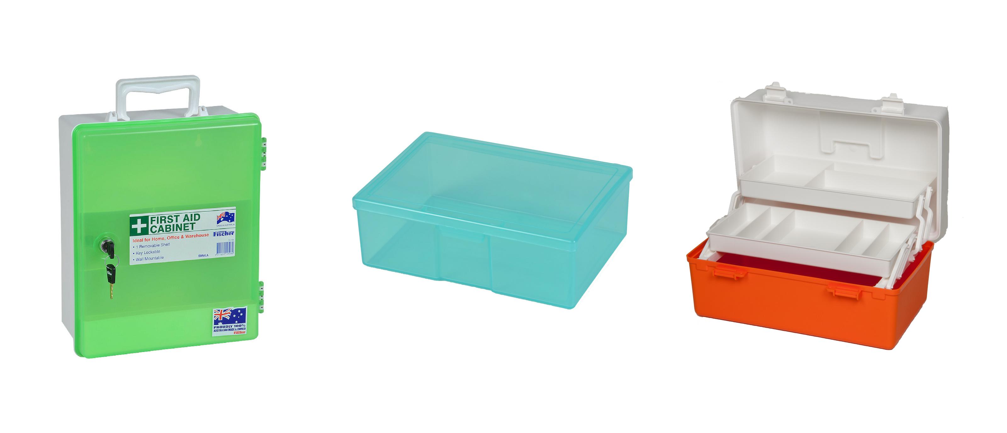 First Aid Storage Ideas
