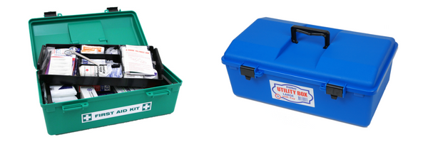 Why a Tool Box is Perfect For Comprehensive First Aid Storage