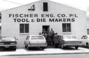 Fischer Plastic Products 1965